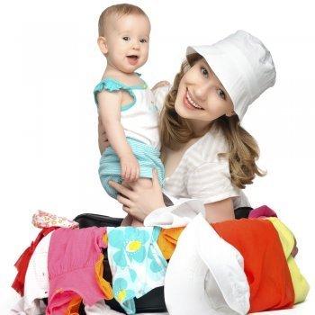Vacaciones con bebés