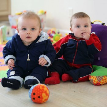 Adaptación a la guardería de bebés