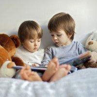 Cuentos infantiles de hermanos. Libros para niños