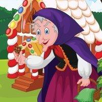 Cuentos infantiles de brujas y magia
