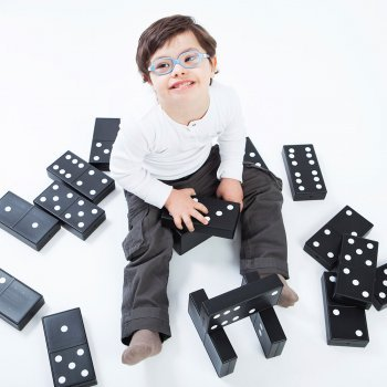 Los juguetes más apropiados para niños con discapacidad
