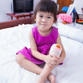Hemorragias. Primeros auxilios a los niños