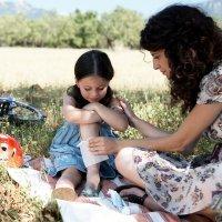 Cómo evitar la infección de una herida en los niños