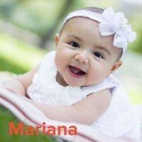 Día de la Santa Mariana, 26 de mayo. Nombres para niñas