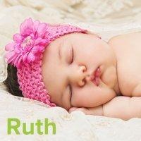 Día de la Santa Ruth, 4 de junio. Nombres para niñas