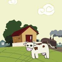 Cómo hacer un dibujo de una vaca paso a paso