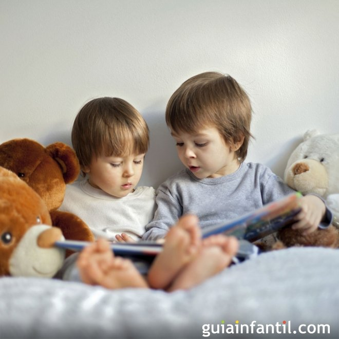 Así leen los niños. La lectura en la infancia