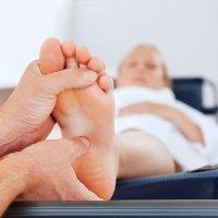 Reflexología podal para embarazadas
