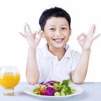 Menú semanal divertido y variado para niños