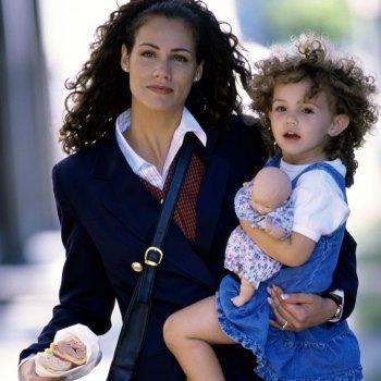 Conciliar la maternidad y los hijos