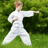 Artes marciales para niños y niñas