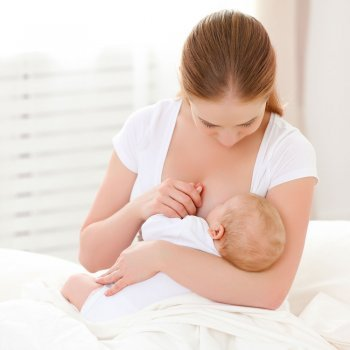 Crisis de la lactancia en el bebé