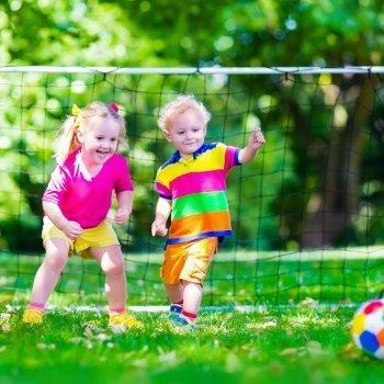 Cómo incentivar al niño en el deporte