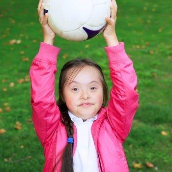 Deportes para niños con Síndrome de Down