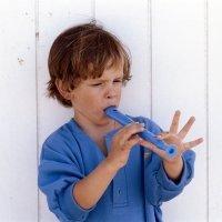 Beneficios de la flauta para los niños