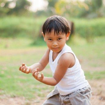 El Kung Fu para los niños