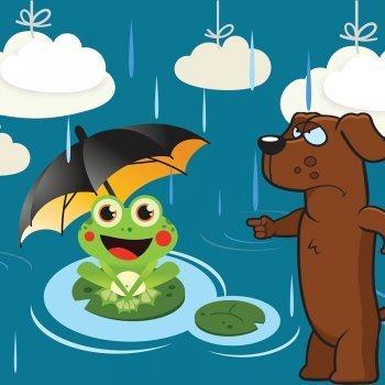 El buen tiempo y la lluvia