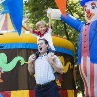 Por qué llevar a los niños al circo
