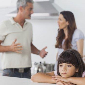 5 causas de peleas en la pareja por los hijos