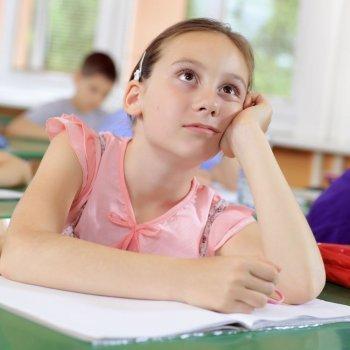 Qué hacer cuando el niño no quiere trabajar en clase