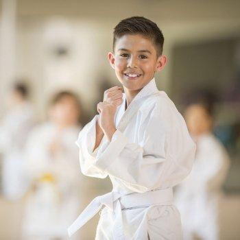 El aikido y los niños