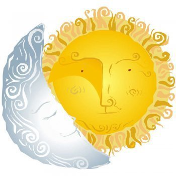 Leyenda mexicana. El sol y la luna