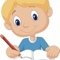 Poesías para enseñar a escribir bien a los niños
