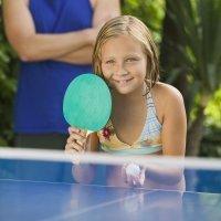 Beneficios del ping pong para los niños