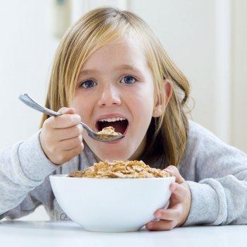 La alimentación macrobiótica en la infancia