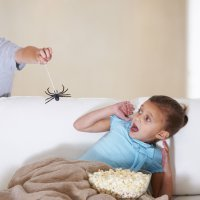Las arañas más peligrosas para los niños en España