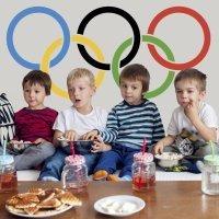 Recetas de aperitivos para ver los Juegos Olímpicos con los niños