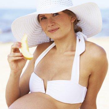 Beneficios del melón para niños y embarazadas