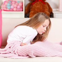Causas del ardor de estómago en los niños