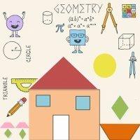 Las figuras geométricas. Poesía didáctica para niños