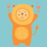 El león enamorado. Fábulas infantiles