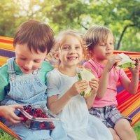 10 claves para criar un niño sano