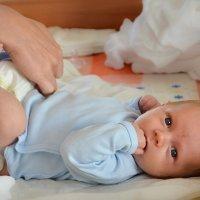 El color de las heces del bebé