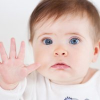 El miedo en niños de 1 año