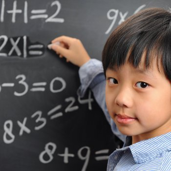 Tabla pitagórica para aprender a multiplicar