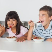 Menú infantil semanal para niños de 6 a 12 años