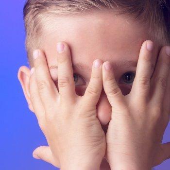 Miedo en niños de 7 a 8 años