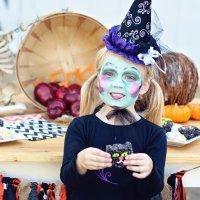 Maquillajes de Halloween para niños
