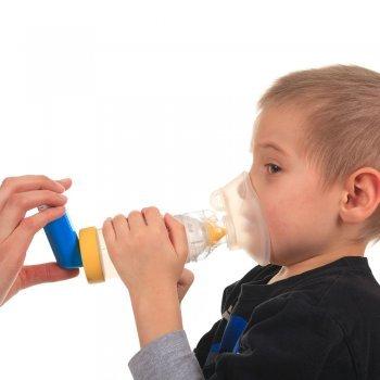 Inhaladores para niños: cómo usarlos