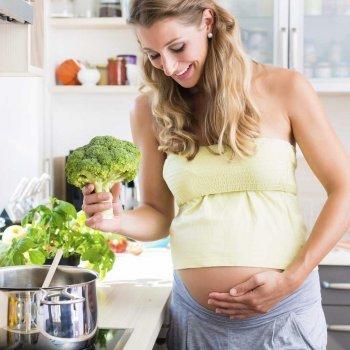 La importancia del hierro en el embarazo