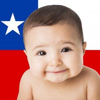 Nombres de niño populares en Chile