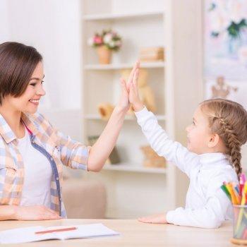 Técnicas de disciplina positiva para niños