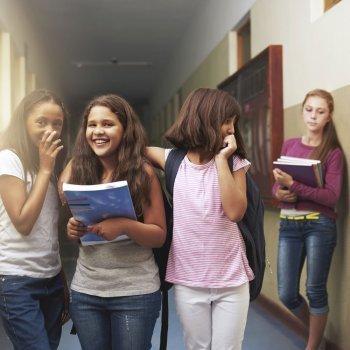 Diferencias en el acoso entre niños y niñas