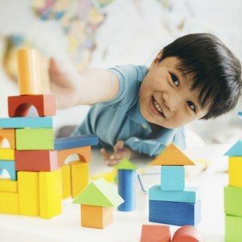 Juguetes adecuados para niños con autismo