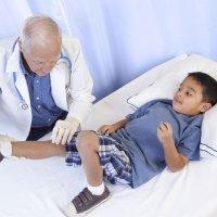 Enfermedades de la rodilla en niños: Osgood-Schlatter