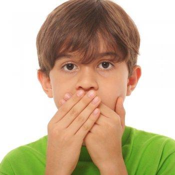 Apraxia o dificultad del habla en niño